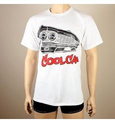 BIAŁA! T-shirt Cool Cars '64
