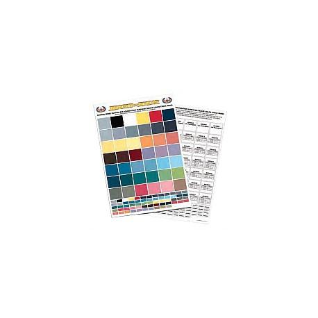KD3000 Series Color Check Panel
