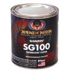 Żywica Intercoat Clear SG100