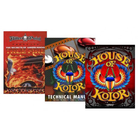 House Of Kolor - Technical Manual