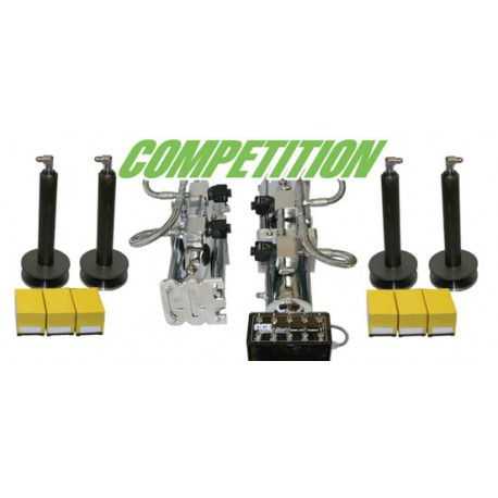 2 Pump Competition Kit