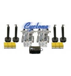 2 Pump Cyclone Kit
