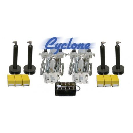 2 Pump Cyclone Kit