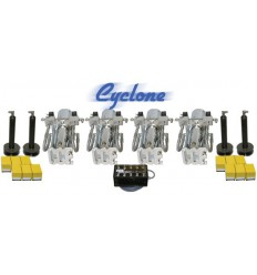4 Pump Cyclone Kit