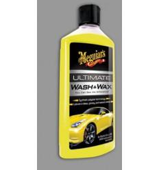Ultimate Wash & Wax - Szampon z woskiem