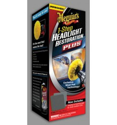 Headlight Restoration Plus